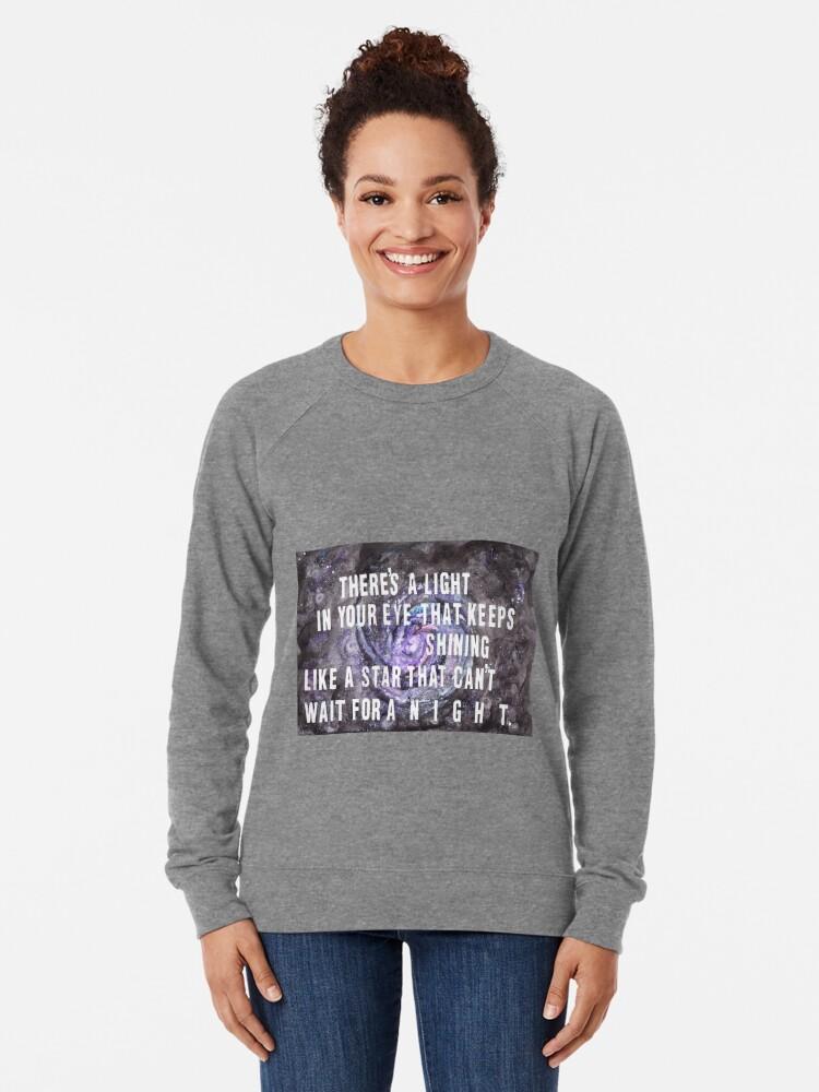 Alternative Ansicht von FOOL IM REGEN Leichter Pullover