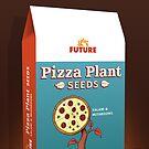 Pizza Plant Seeds by Luis Enrique Cuéllar Peredo