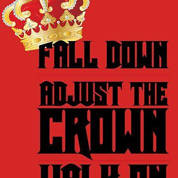 Caer, ajustar la corona, caminar de DanielDesigns
