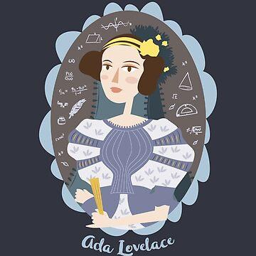 Women of Science: Ada Lovelace  by Plan8