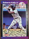 065 - Roberto Kelly by Foob's Baseball Cards