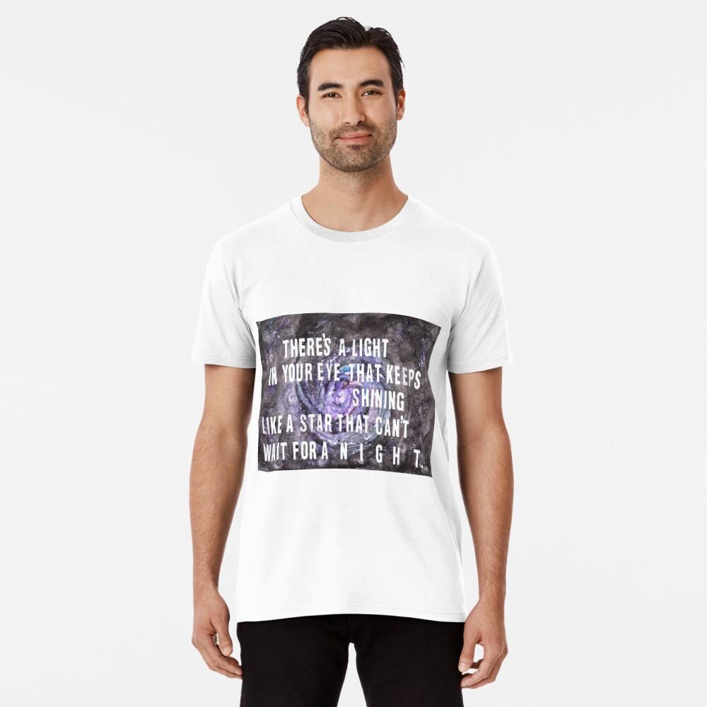 FOOL IM REGEN Premium T-Shirt