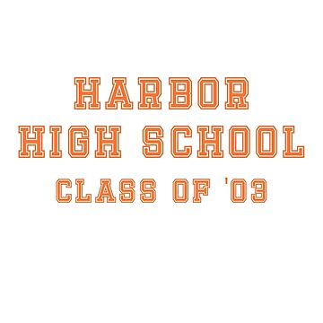 The O.C - Harbor High School Class of 03 by 8mmAttire