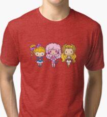 EIGHTIES LADIES EIGHTIES LADIES T SHIRT Tri-blend T-Shirt