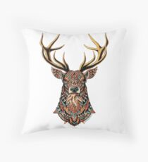 Ornate Buck Floor Pillow
