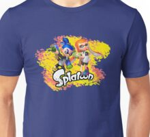 Splatoon Inklings Unisex T-Shirt