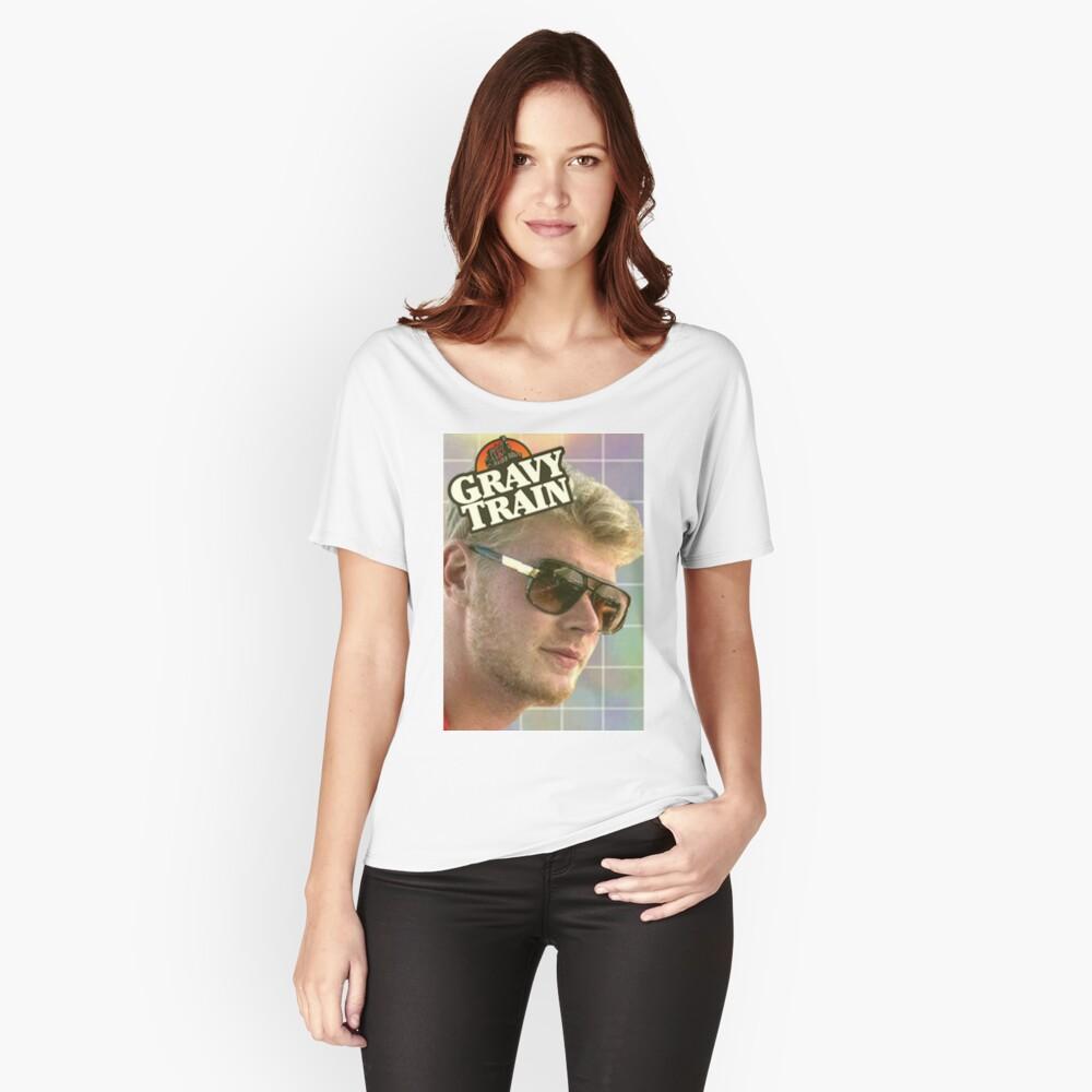Saucen-Zug Loose Fit T-Shirt