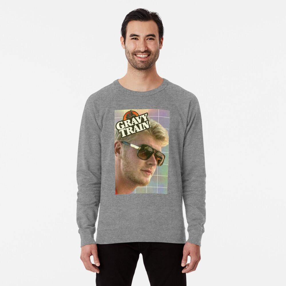 Saucen-Zug Leichter Pullover