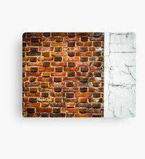 Concrete Composite Canvas Print