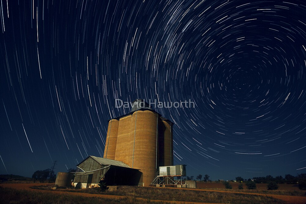 Shooting Stars by David Haworth