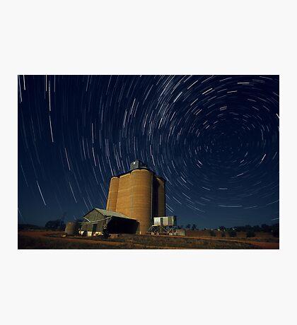 Shooting Stars Photographic Print