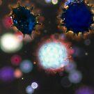 Darkfield Pollen by Douglas Gaston IV