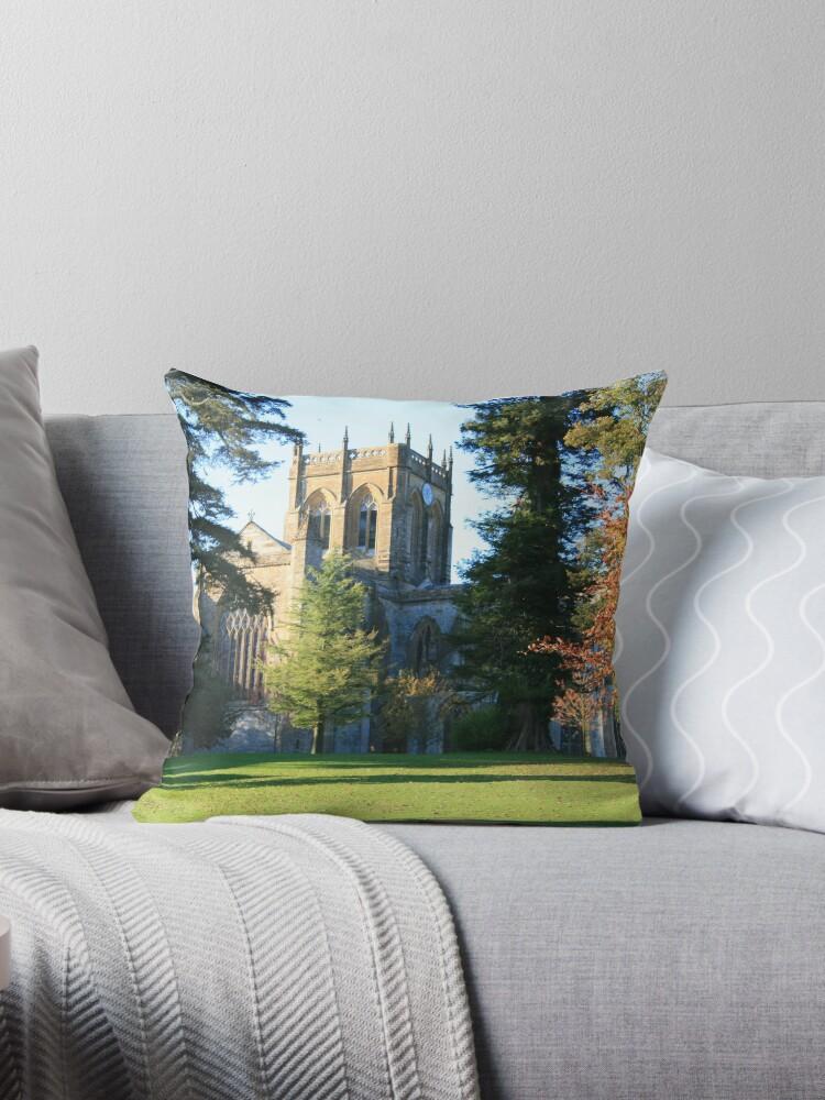 The Abbey, Milton Abbas, Dorset by RedHillDigital