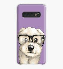 Nerd Dog  Case/Skin for Samsung Galaxy