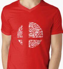 Brawl Men's V-Neck T-Shirt