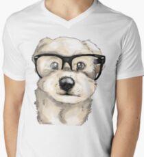 Nerd Dog  T-Shirt