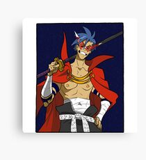 Fight the Power! Canvas Print