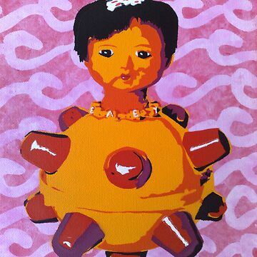 atom baby by JeddaSelke