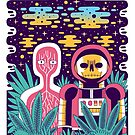 Two Souls by jackteagle