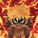 Bakugo! My Hero Academia!! by Skizorr