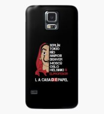 LA CASA DE PAPEL ACTORS - LACASA DE PAPEL ACTOR -La casa de papel TV Series Case/Skin for Samsung Galaxy