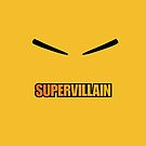 Supervillain by witandwhimsey