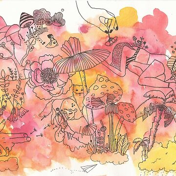 Lucid Dreams by anainwonderland