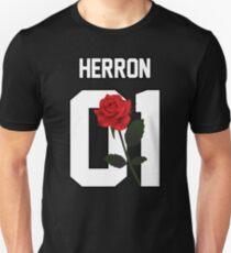 Zach Herron - Rose Unisex T-Shirt