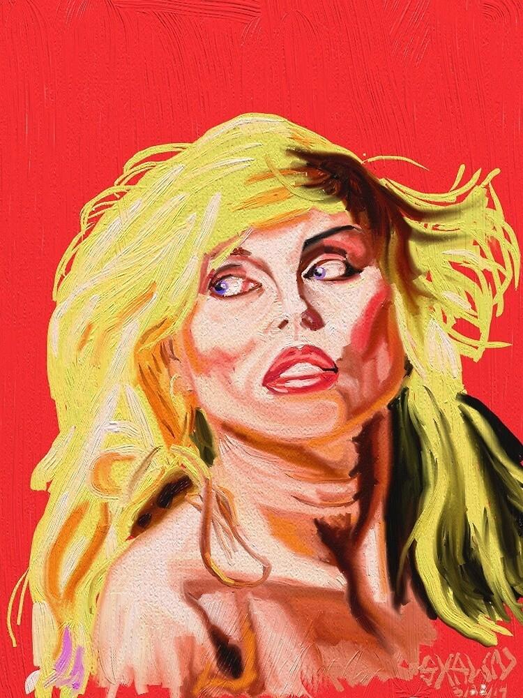 Debbie Harry by sirdizzel