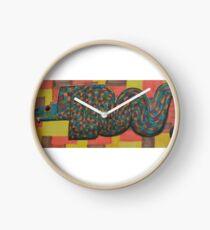 Quetzalcoatl Clock