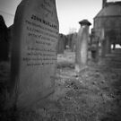 ...Sacred To The Memory Of... by tonilouise
