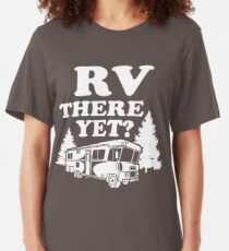 RV There Yet Slim Fit T-Shirt