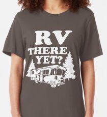 RV Dort noch Slim Fit T-Shirt