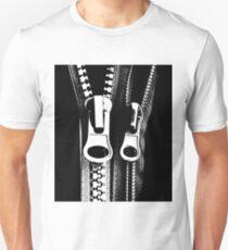 ZIP IT UP Unisex T-Shirt