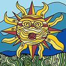 Earth Sun by Sheri42