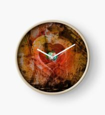 Treasure Your Heart Clock