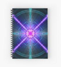 Abstract Pattern Art Spiral Notebook