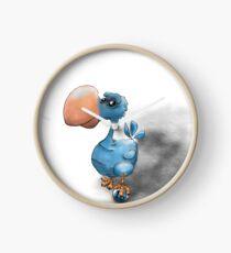 dori the dodo Clock