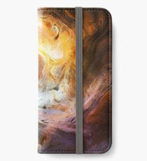 Fluid Movement Abstract Art iPhone Wallet/Case/Skin