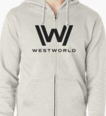 WestWorld  Zipped Hoodie
