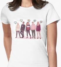 FRIENDS - OT2017 Women's Fitted T-Shirt