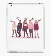 FRIENDS - OT2017 iPad Case/Skin