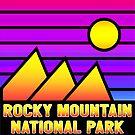 Rocky Mountain National Park Colorado Estes Manitou Springs by MyHandmadeSigns
