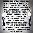 Walmart Yodel Boy - Lovesick Blues  by Razmanian Designs