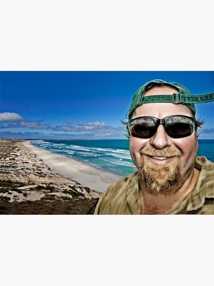 Beach Bum! by Mick36