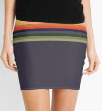 Doctor Number 13 Stripes Mini Skirt