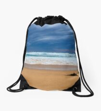 Portsea Ocean Beach... Drawstring Bag