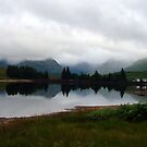 Loch  Arklet by Alexander Mcrobbie-Munro