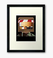 Channel Orange Framed Print
