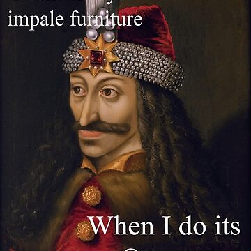 Funny History Class Vlad The Impaler Meme by lordoftime39